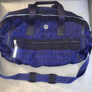 Lululemon Medium Gym Bag